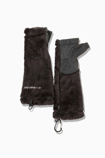 high loft fleece arm cover