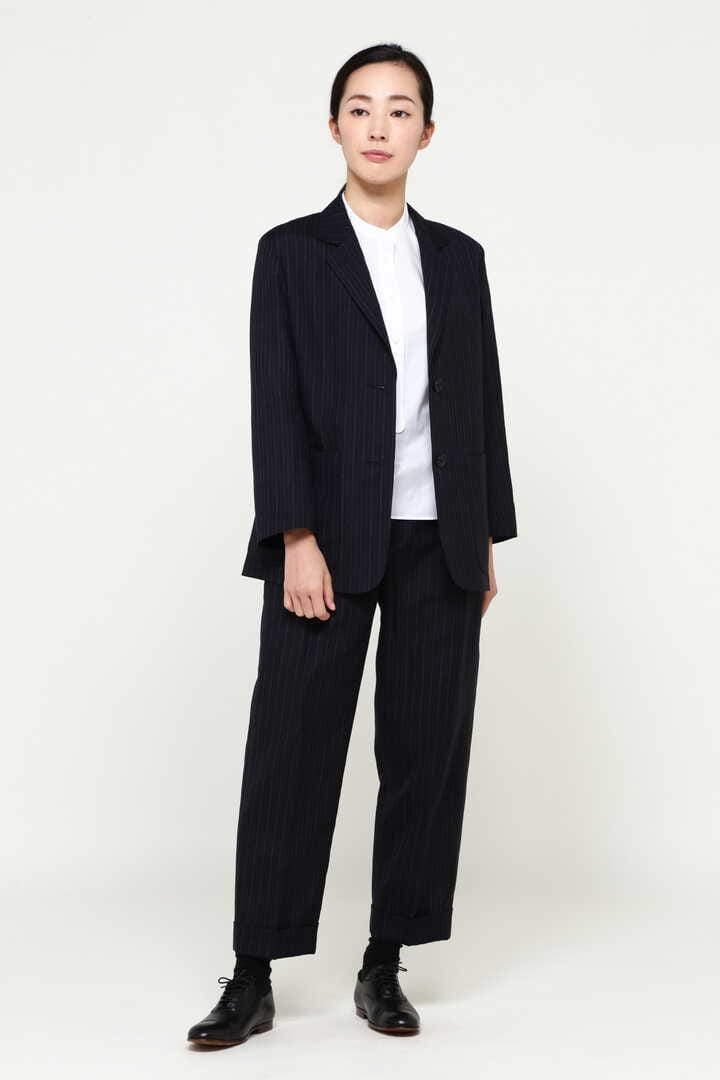 CHALK STRIPE LINEN WOOL4