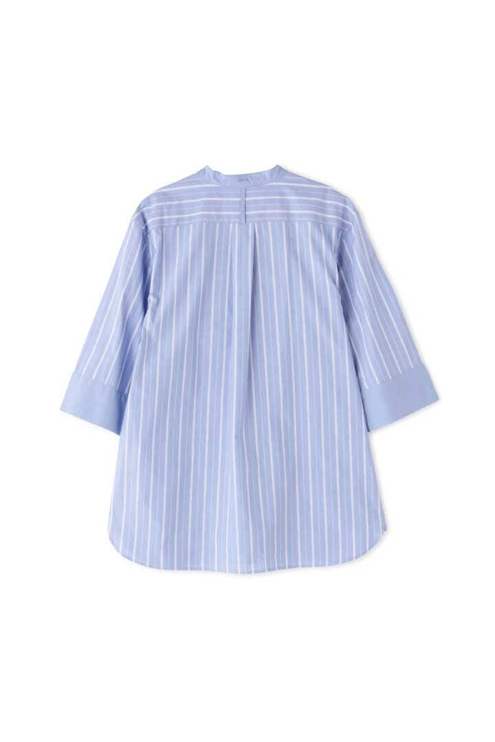 WIDE PJ STRIPE COTTON2
