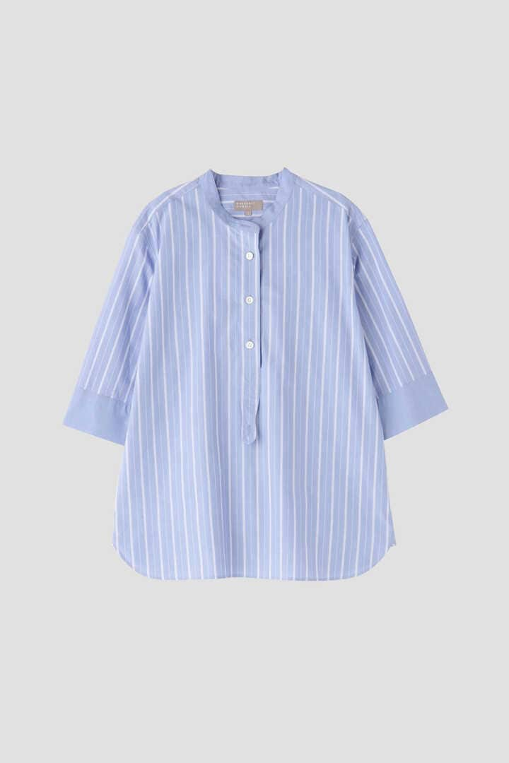 WIDE PJ STRIPE COTTON1