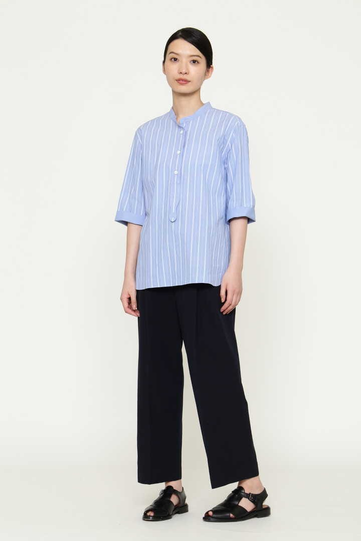 WIDE PJ STRIPE COTTON4