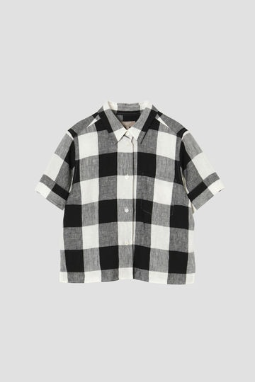 LARGE CHECK LINEN_011