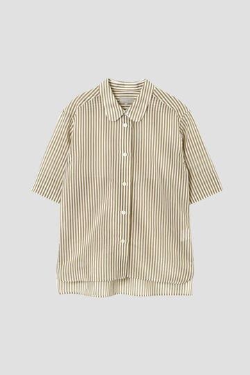 BOLD STRIPE COTTON SILK_147