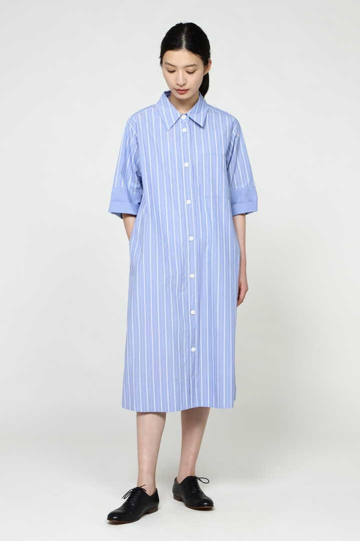 WIDE PJ STRIPE COTTON6