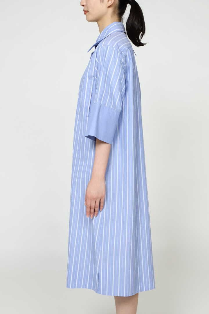 WIDE PJ STRIPE COTTON7