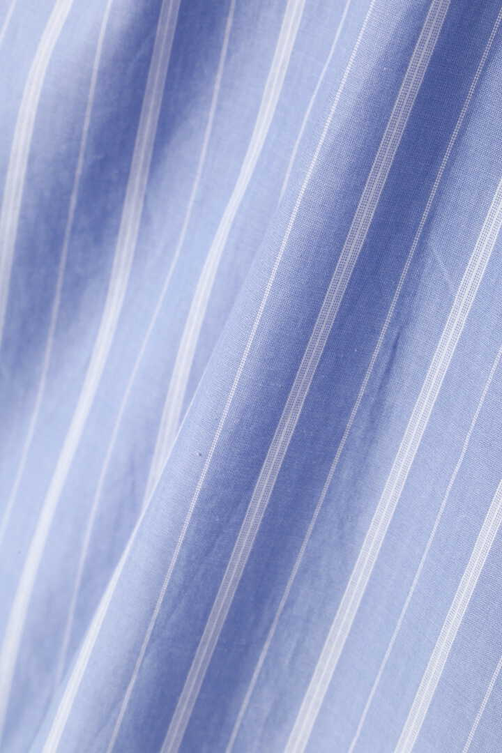 WIDE PJ STRIPE COTTON8