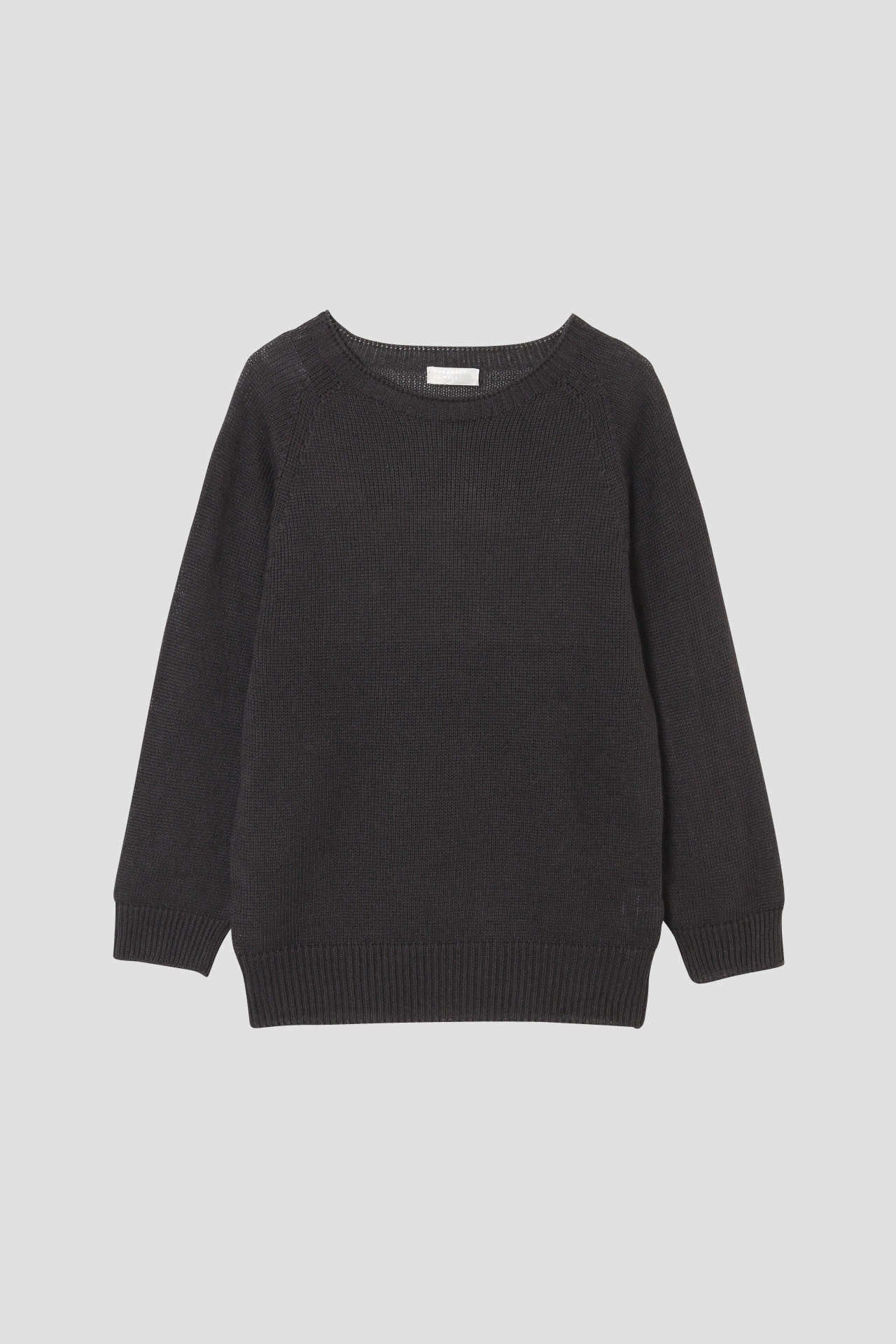 LINEN COTTON CREW NECK1