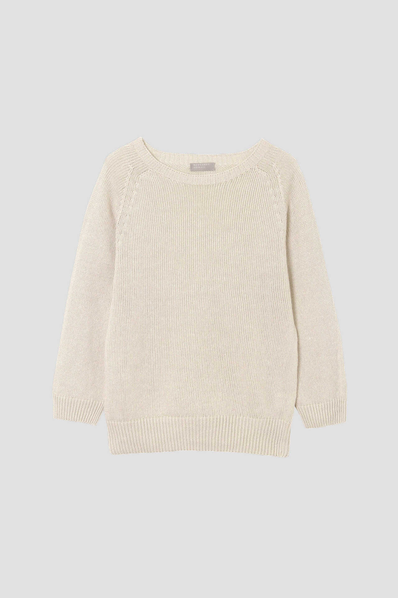 LINEN COTTON CREW NECK6
