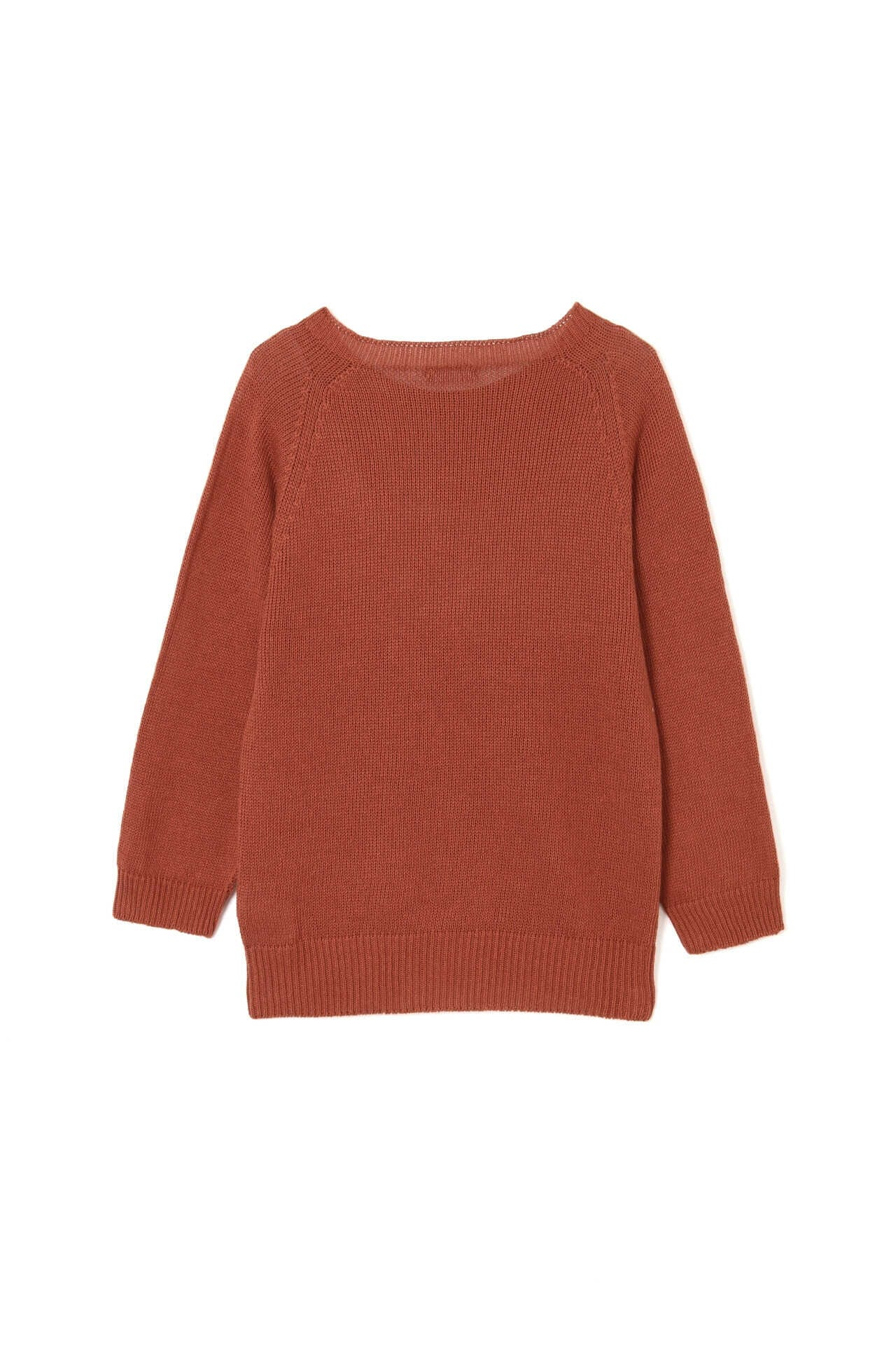 LINEN COTTON CREW NECK11