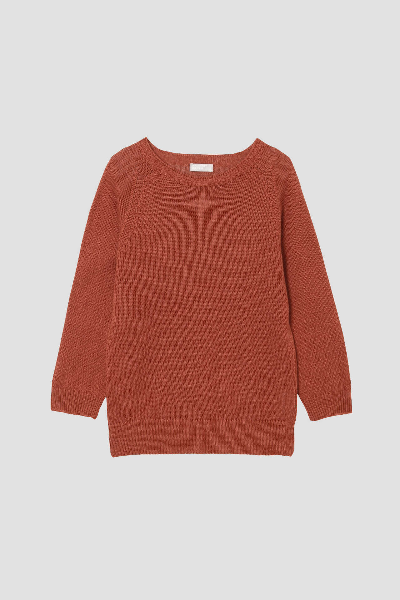 LINEN COTTON CREW NECK10