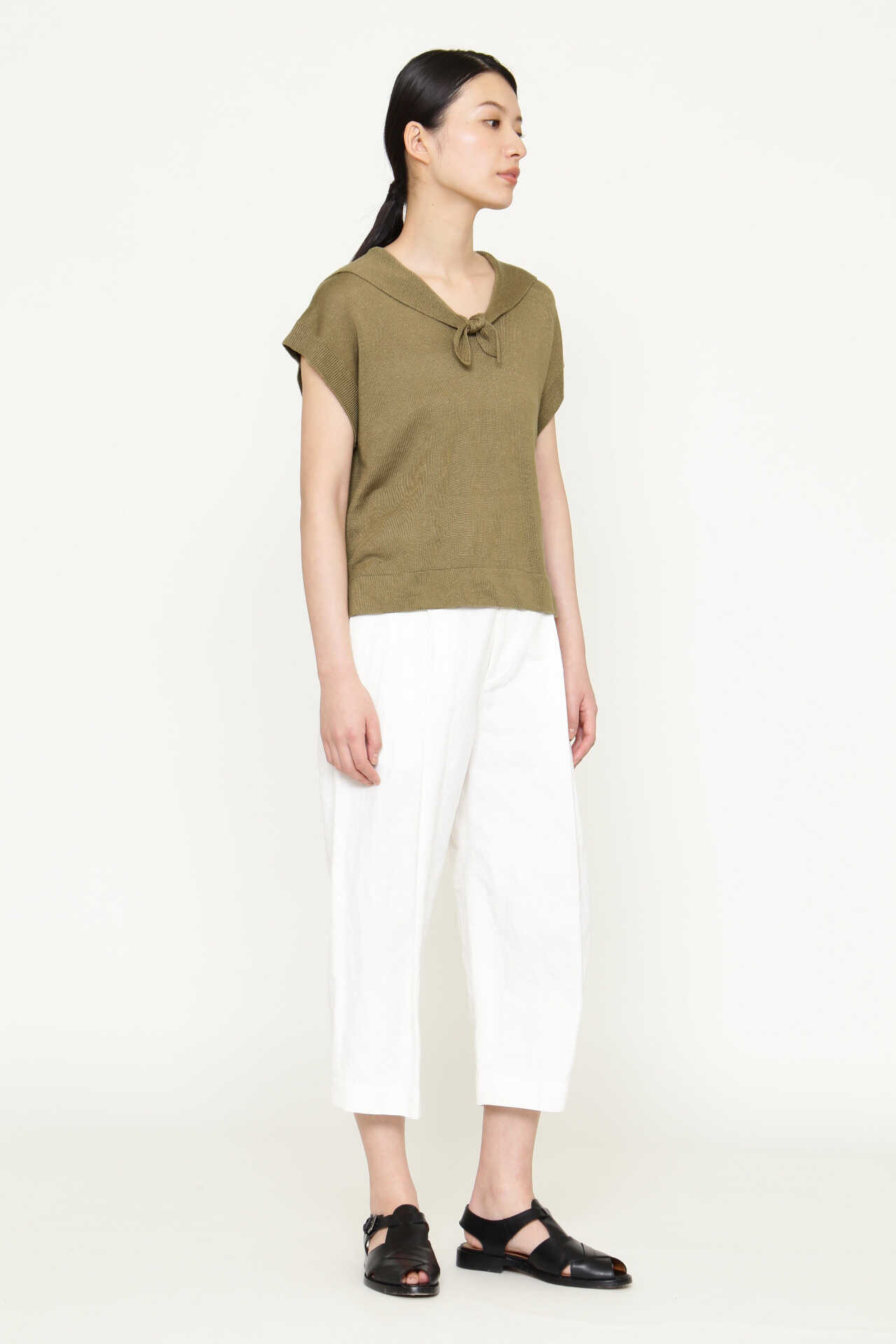 LINEN SILK SAILOR COLLAR3
