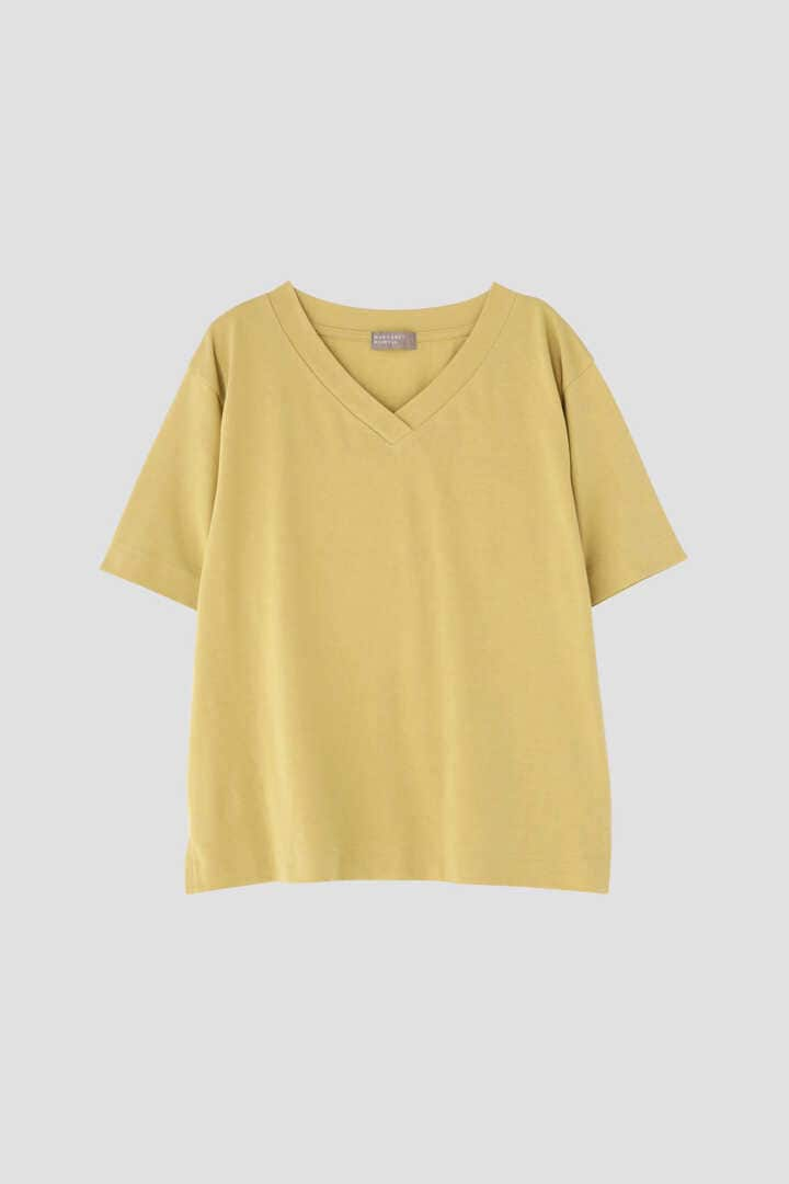COTTON V NECK T SHIRT1