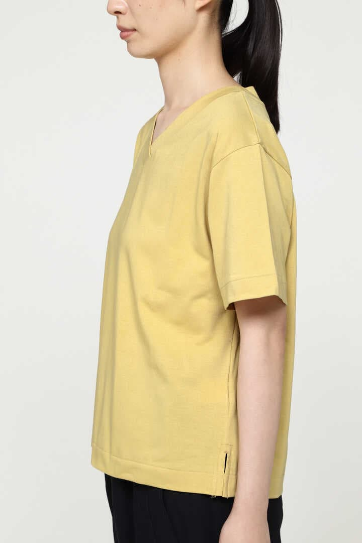COTTON V NECK T SHIRT5