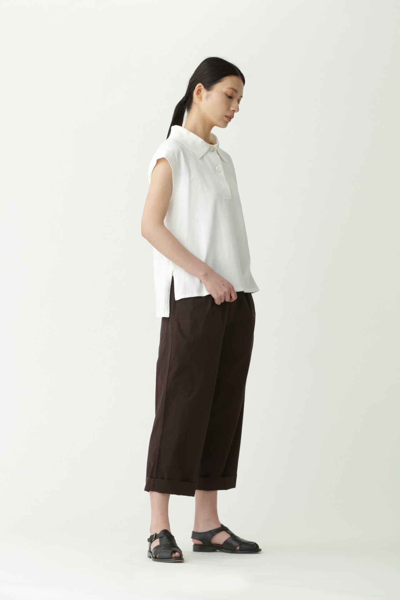 SOFT COTTON PIQUE(FRED PERRY FOR MARGARET HOWELL)2