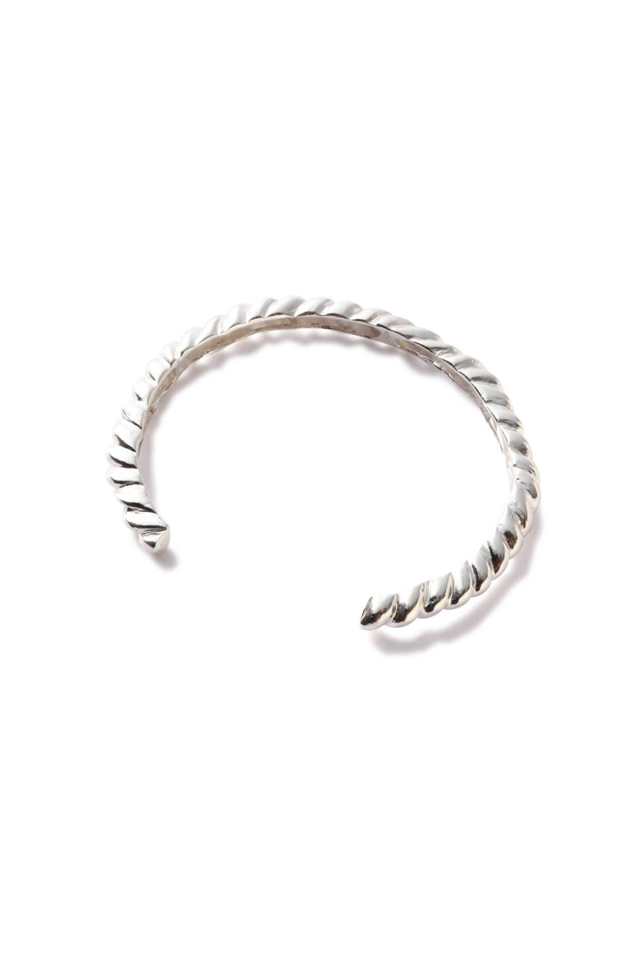 TWISTED CHUNKY SILVER2