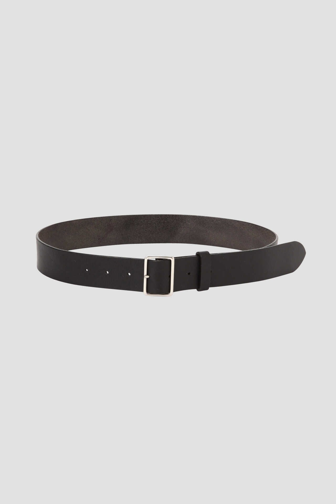 WIDE LEATHER BELT7