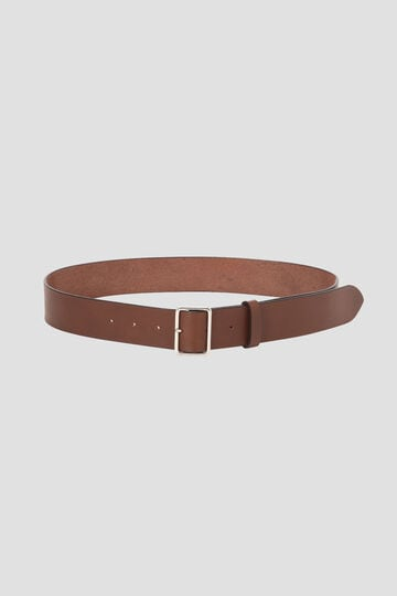 WIDE LEATHER BELT_052