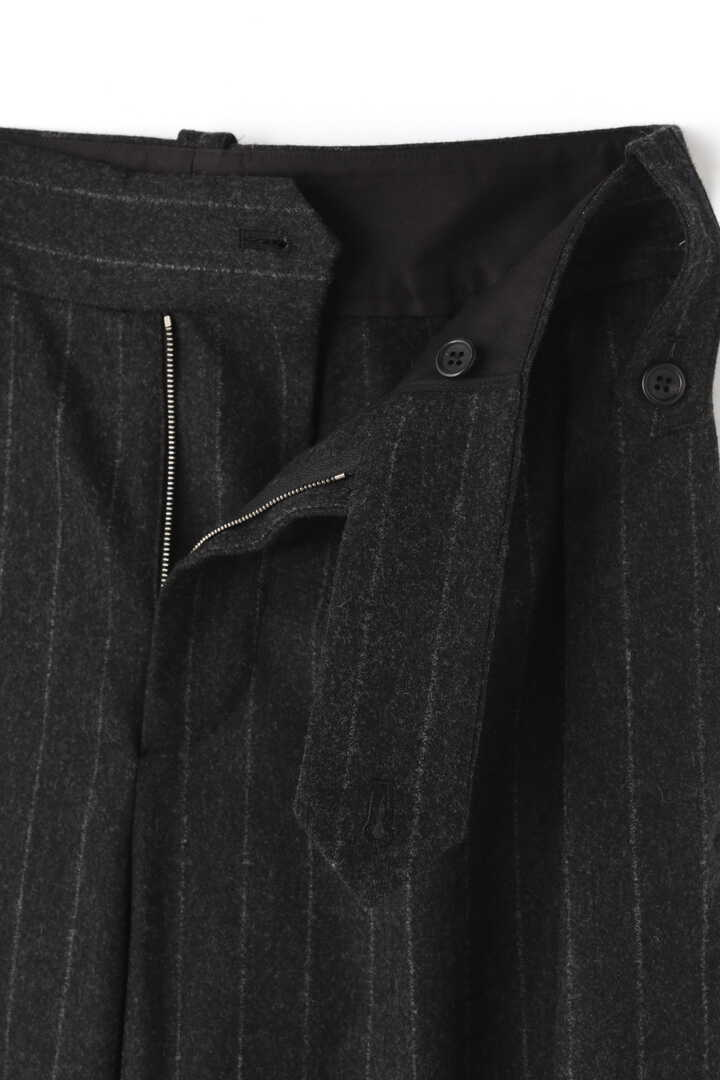 WIDE CHALK STRIPE FLANNEL3