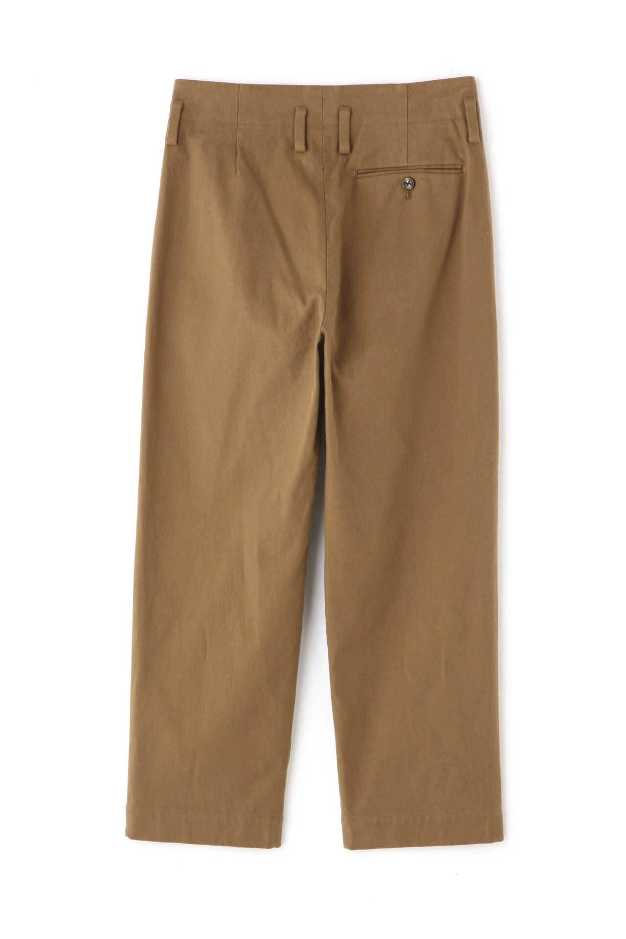 WASHED COTTON TWILL6