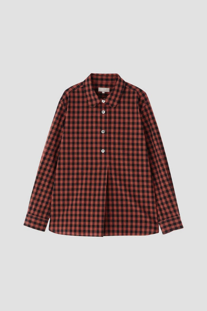 LARGE GINGHAM CHECK COTTON1