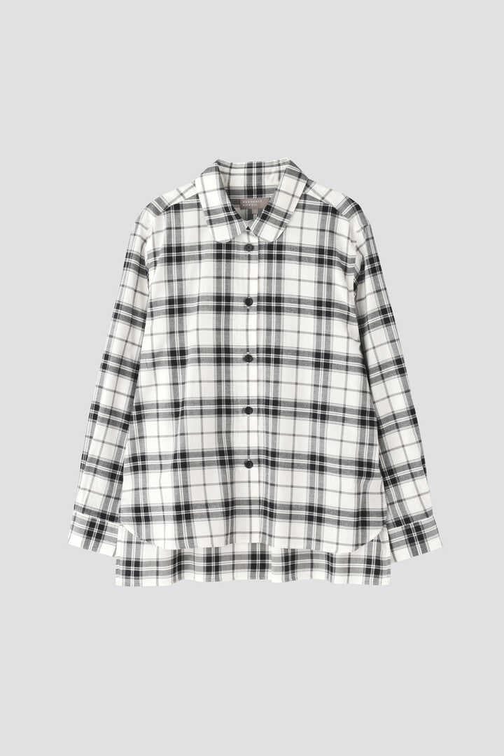 MONO CHECK COTTON TWILL1