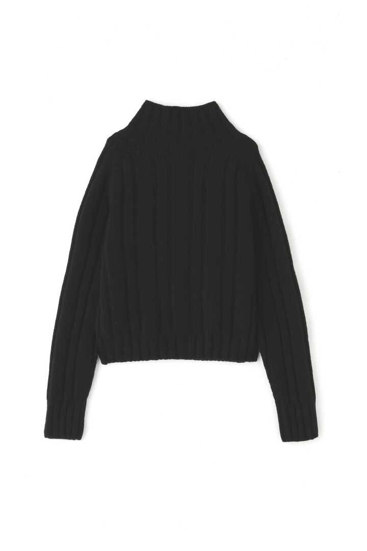 HICK NECK RIBBED JUMPER2
