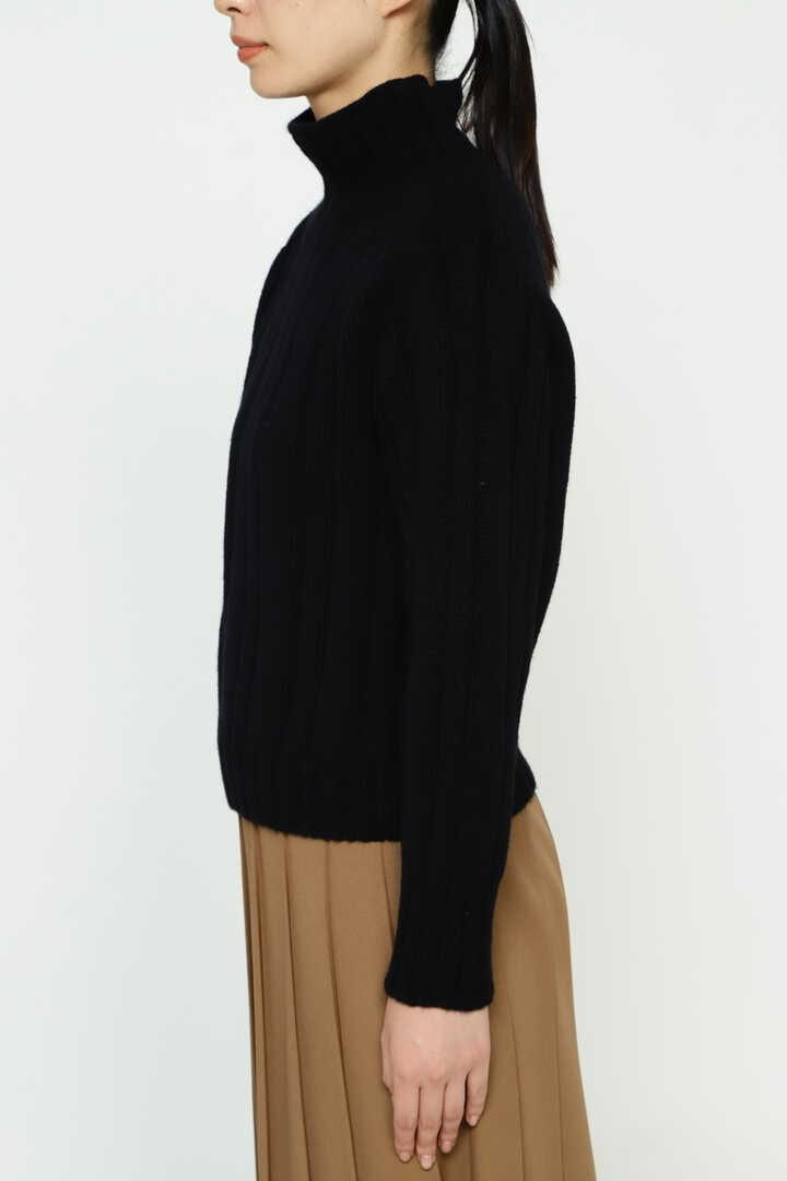 HICK NECK RIBBED JUMPER4