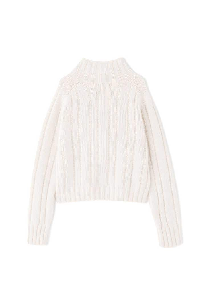 HICK NECK RIBBED JUMPER7