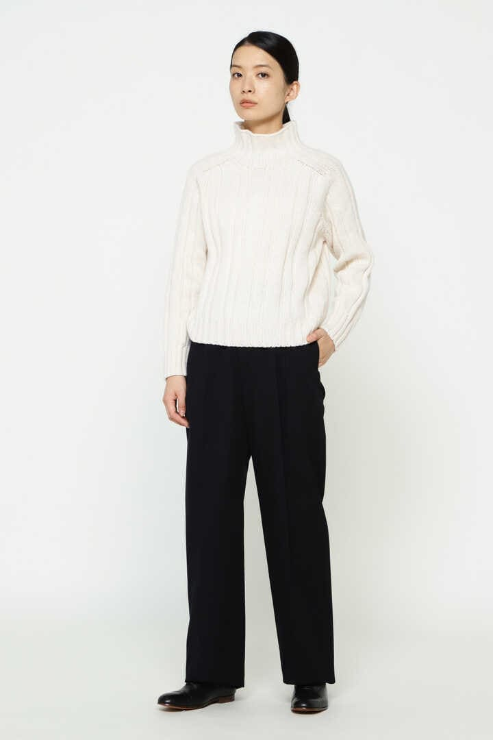 HICK NECK RIBBED JUMPER8