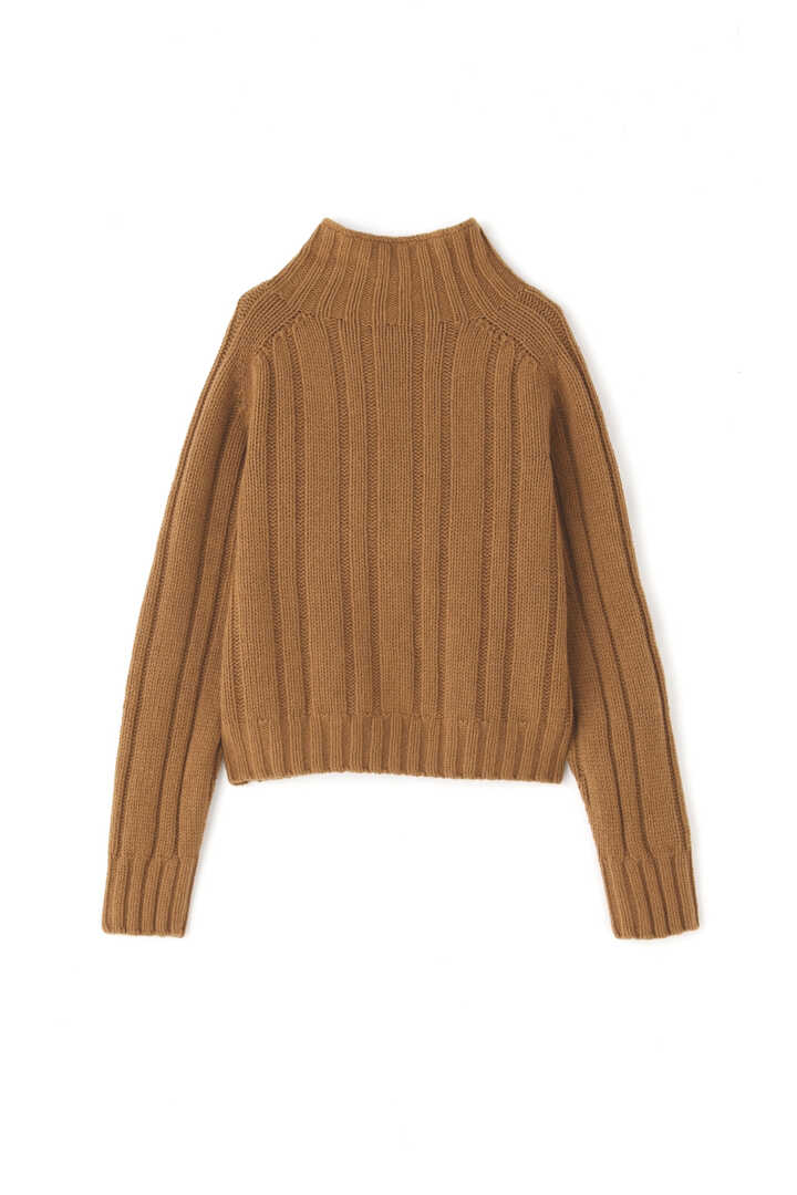 HICK NECK RIBBED JUMPER11