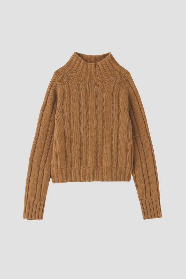 HICK NECK RIBBED JUMPER10