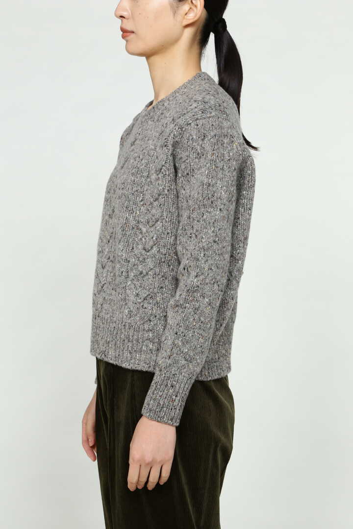 CABLE SWEAT SHIRT4