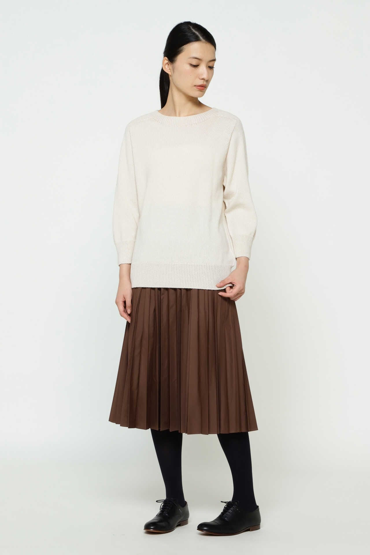 WOOL COTTON JUMPER8