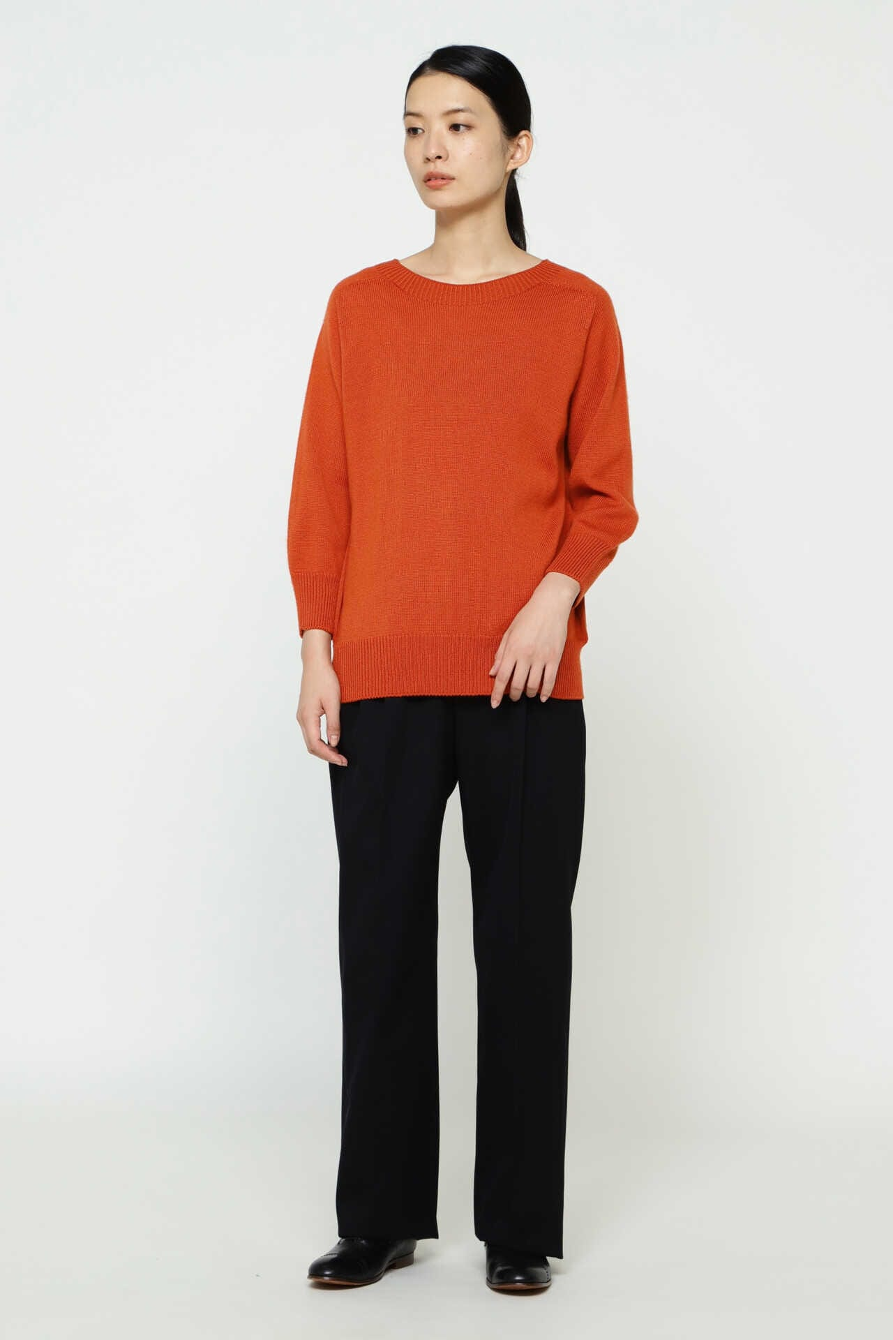 WOOL COTTON JUMPER12