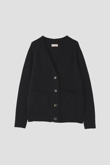 TWISTED CASHMERE WOOL CARDIGAN_121