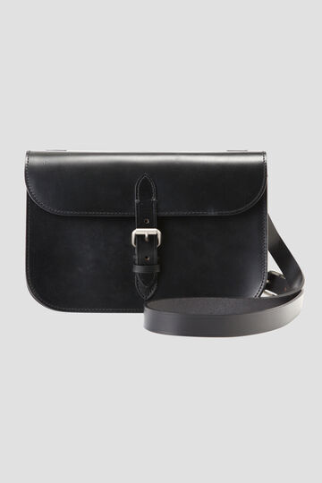BRIDLE LEATHER SHOULDER BAG_010