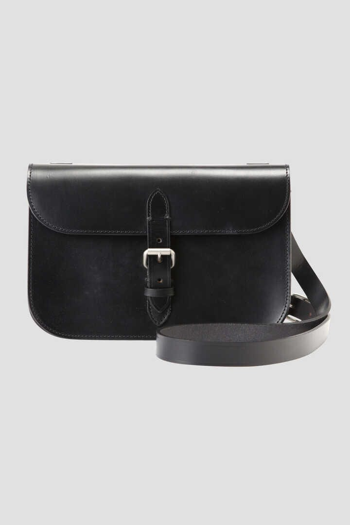 BRIDLE LEATHER SHOULDER BAG1