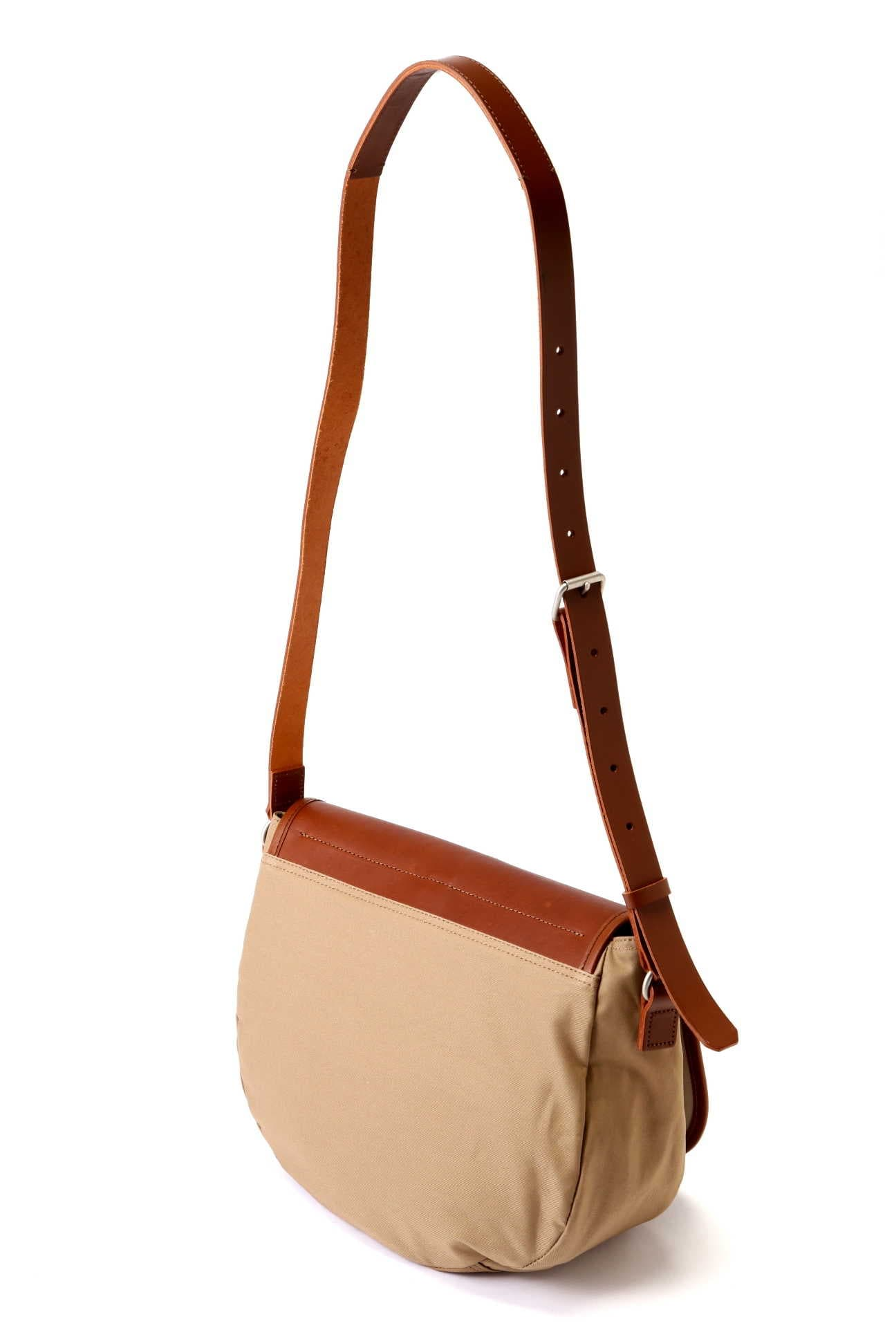 COTTON LEATHER SATCHEL2