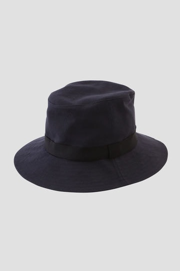 COTTON LINEN HAT