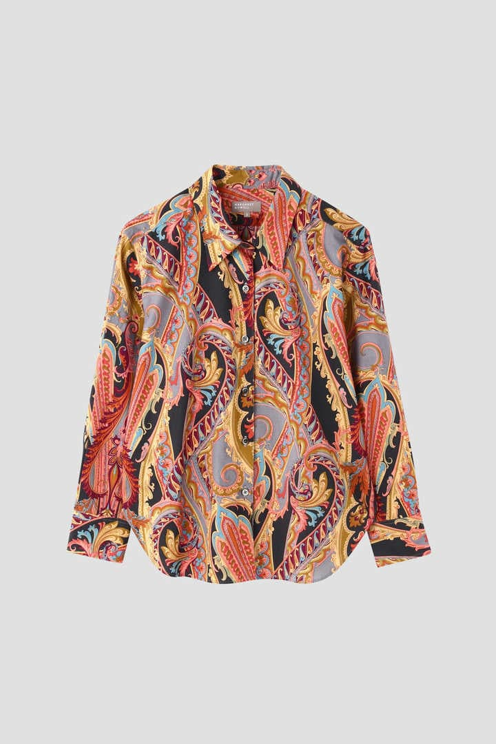 PAISLEY COTTON SHIRTING