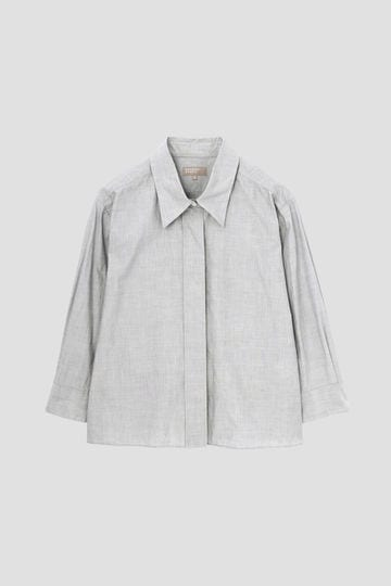 END ON END COTTON SHIRTING