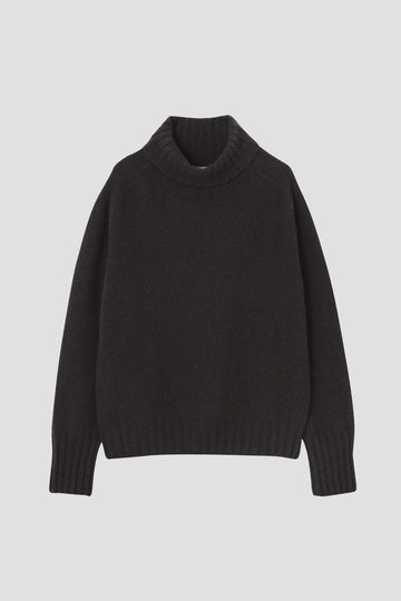 WIDE ROLL NECK