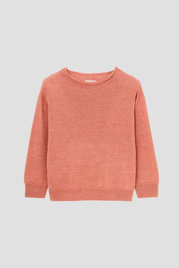 WOOL LINEN JUMPER