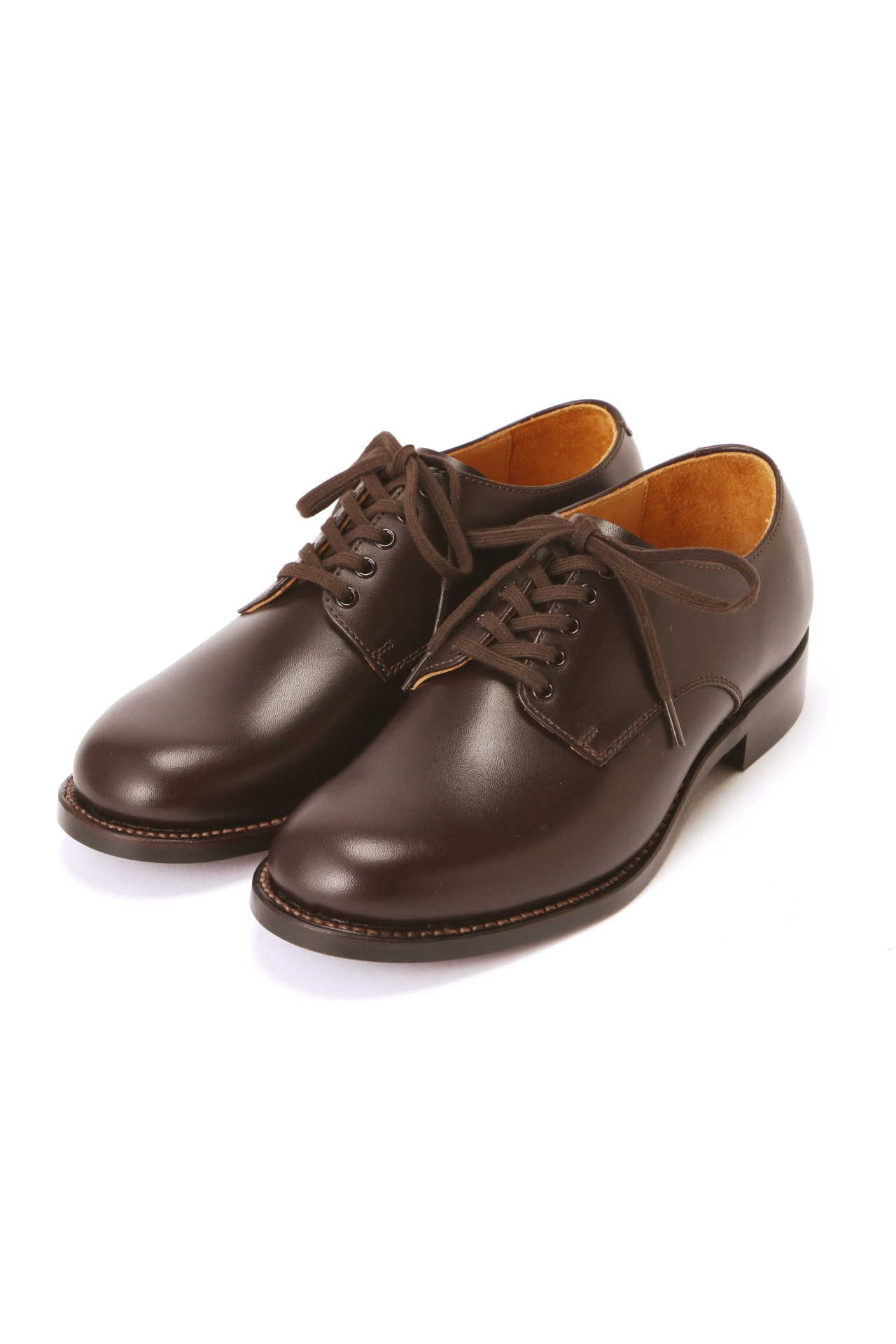 LEATHER LACE UP SHOES7