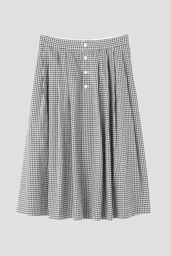 DRY GINGHAMCHECK COTTON1