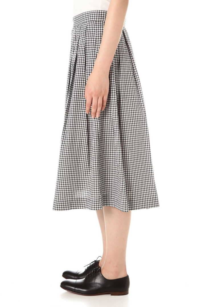 DRY GINGHAMCHECK COTTON6