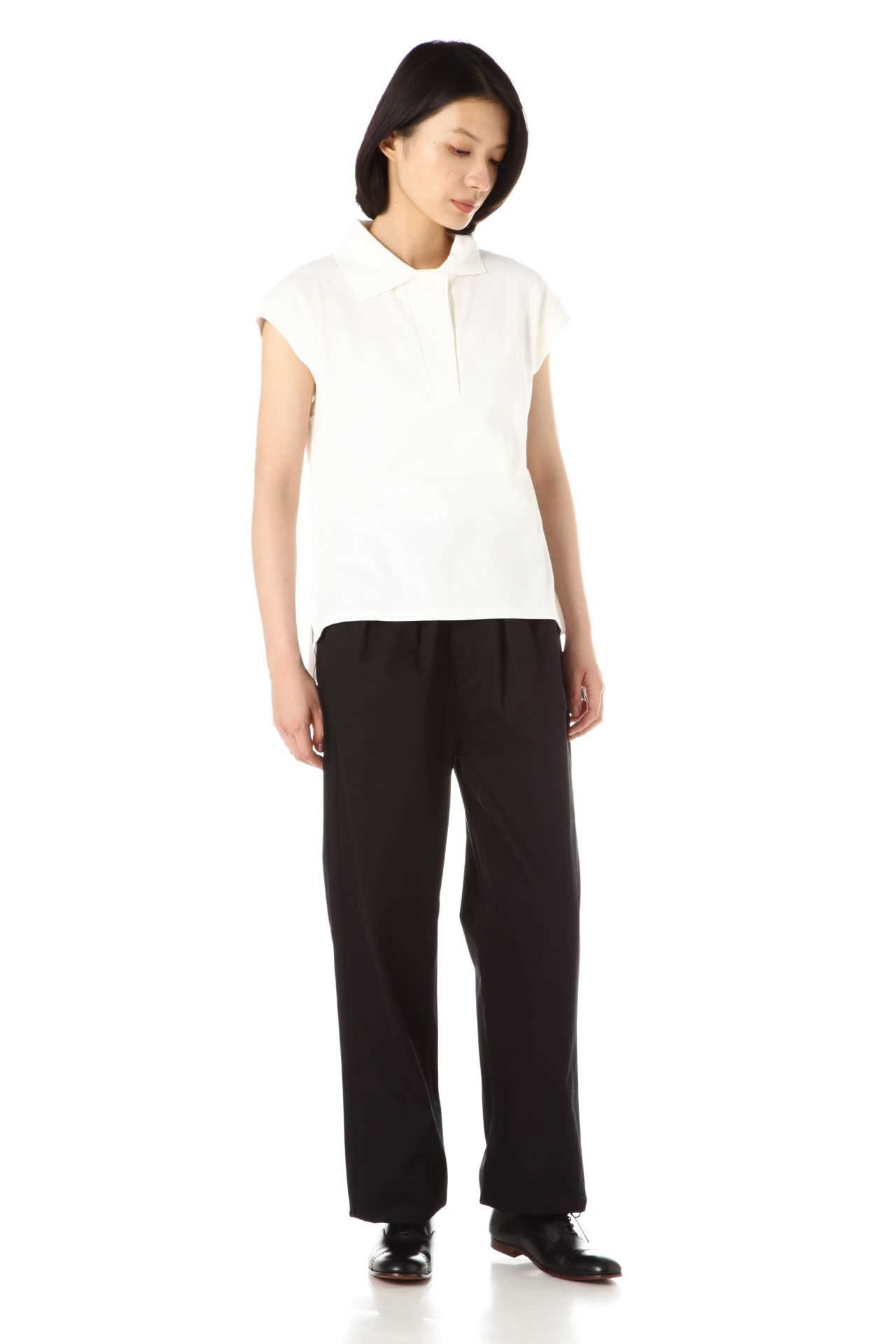 DRY COMPACT COTTON(FRED PERRY FOR MARGARET HOWELL)8