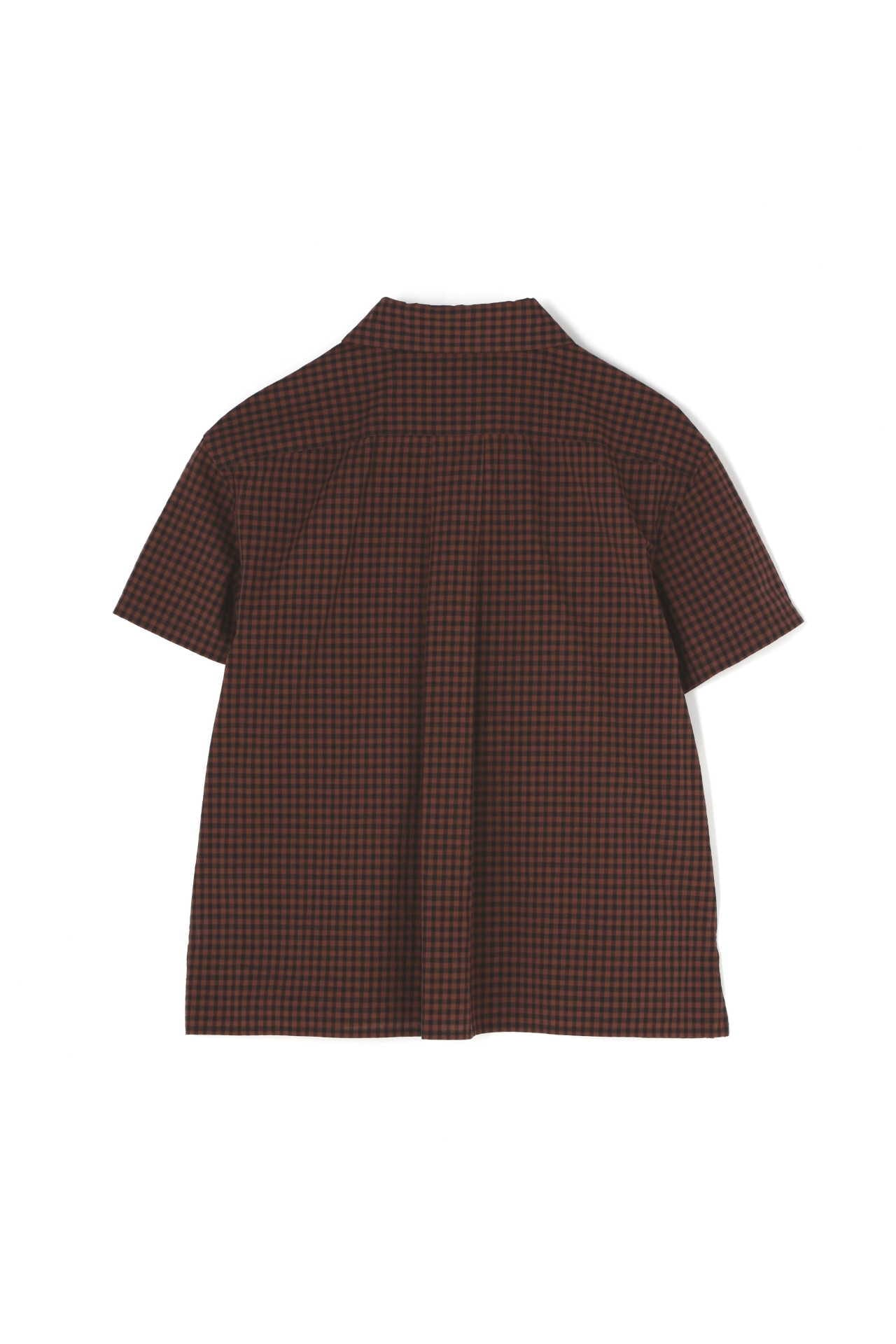 DRY GINGHAMCHECK COTTON