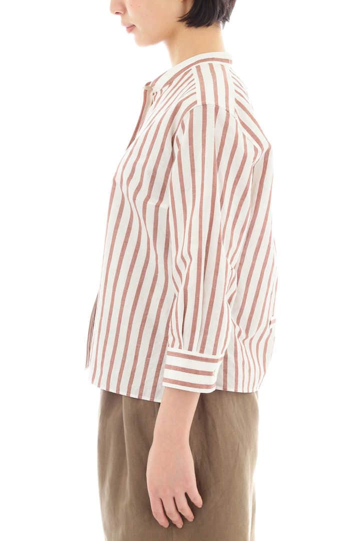 BOLD STRIPE COTTON LINEN