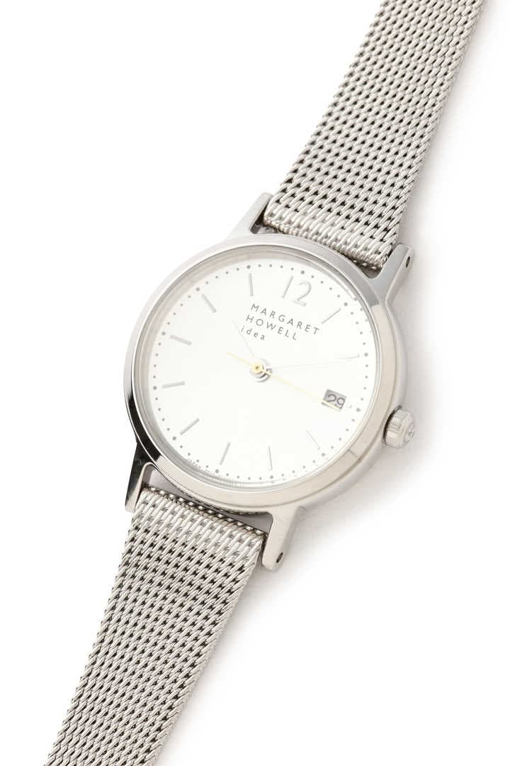 MESH BAND DATE WATCH4